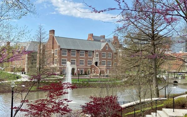 OSU Mirror Lake